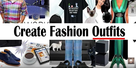 FREE: Your Fashion Line into Beautiful Outfits ! tickets