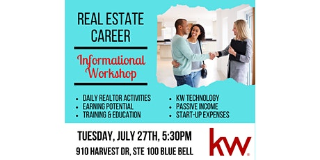 Real Estate Agent Info Night tickets