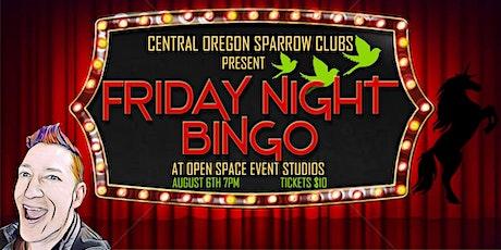 Friday Night Bingo with Sparrow Clubs tickets