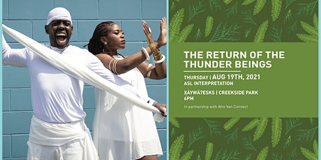 Vines 2021: The Return of the Thunder Beings tickets