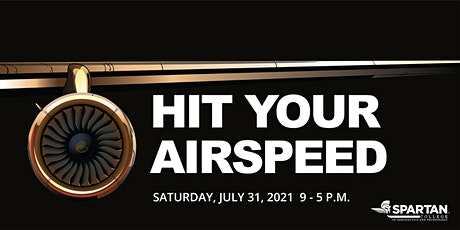 Spartan College Tulsa | Hit your Airspeed - 07/31 tickets