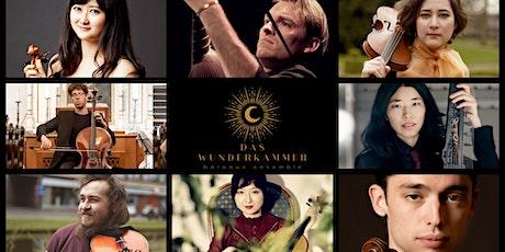 Die Wunderkammer: Emperor's New Violin Consort tickets