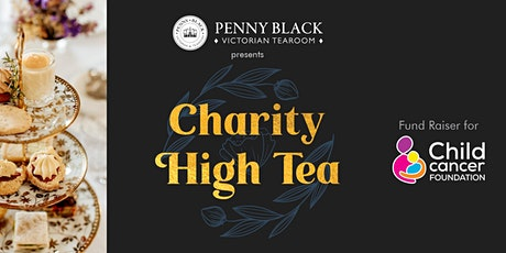 Charity High Tea - Fundraiser for Child Cancer tickets
