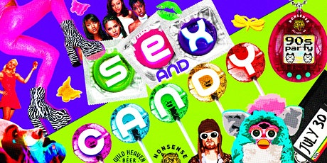 Sex and Candy: A '90s Dance Party tickets
