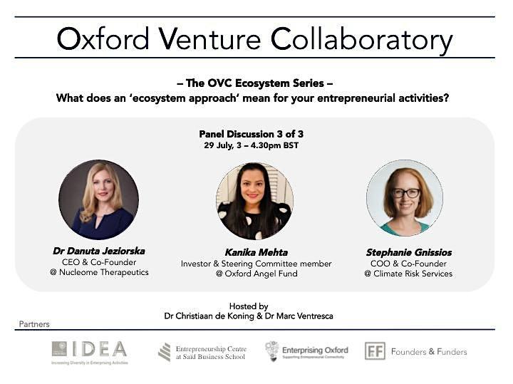 Oxford Venture Collaboratory image