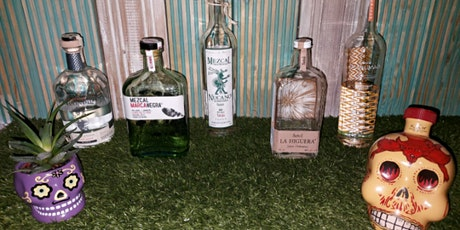 Mexican food Tasting with Mezcal Pairing tickets