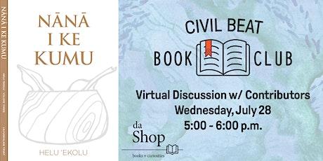 Civil Beat Book Club: Nānā I Ke Kumu , Vol. III tickets