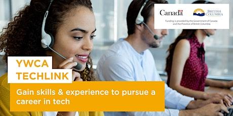 YWCA TechLink Info Session | FREE Work Experience Program tickets