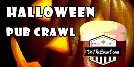 Santa Ana's Halloween Pub Crawl tickets