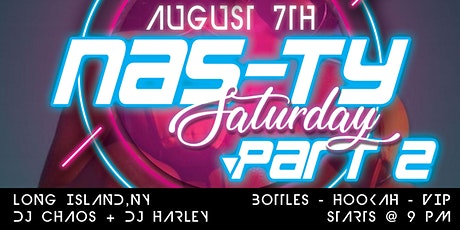 Nasty Saturdays Part 2: Soca | Dancehall | Afrobeats | Kompa Party tickets