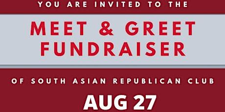 Meet and Greet Fundraiser tickets