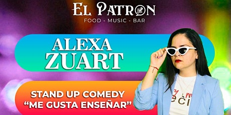 Alexa Zuart   Stand Up Comedy   Torreón tickets