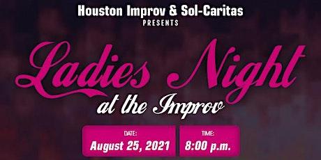 Ladies Night at the Improv (Trinity Newman) tickets