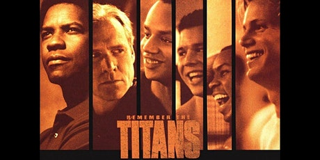 Movies Under The Stars - Remember the Titans tickets