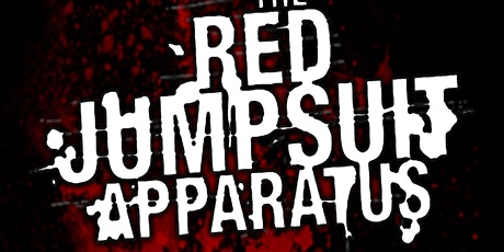 The Red Jumpsuit Apparatus - Don't You Fake It -15 Year Anniversary Tour tickets