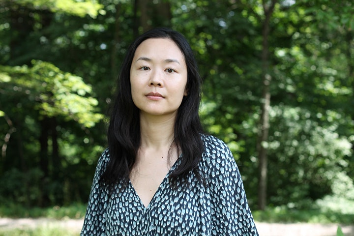 """Pik-Shuen Fung, author of """"Ghost Forest"""" with T. Kira Madden image"""
