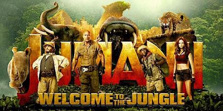 Movies Under The Stars - Jumanji tickets