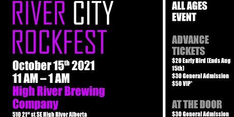 River City Rockfest 2021 tickets