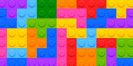 Lego Club - Macquarie Regional Library tickets