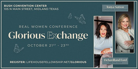 Real Women Conference 2021: Glorious Exchange tickets