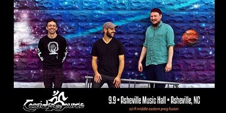 Consider the Source at Asheville Music Hall tickets