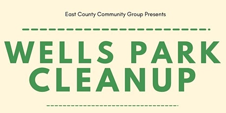 Wells Park Clean-Up tickets