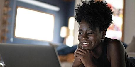 Online Single Black Matter Speed Dating (Ages 30-45) billets
