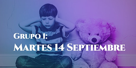 Taller de Sanación de Heridas de Infancia: Herida 2, RECHAZO entradas