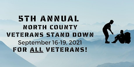 North County Veterans Stand Down 2021 tickets