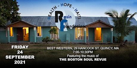 Rasin Foundation ,Haiti - 9th Annual Fundraiser tickets