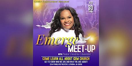 Emerge Meet-Up tickets