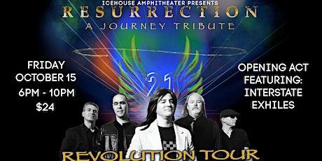 Resurrection Friday  Night tickets