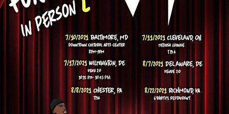 Funnier In Person (Delaware) tickets