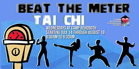CAMP Rehoboth Beat The Meter Tai Chi - Free Classes! tickets