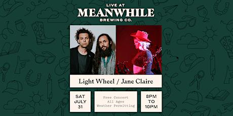 Light Wheel & Jane Claire tickets