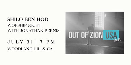 Shilo Ben Hod Worship Night tickets