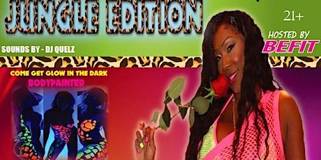 31 Flavors Presents: The Cancer & Leo Glow Party Part 3....Jungle Edition tickets