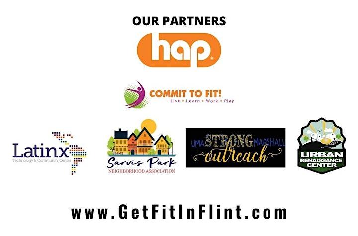 Get Fit in Flint - Free Yoga image