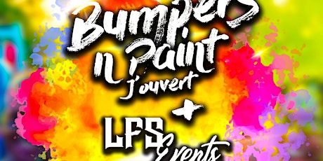 Bumpers N Paint & LFS - A Jouvert Section In WHITE NOISE Miami tickets