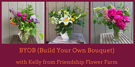 BYOB Build Your Own Bouquet tickets