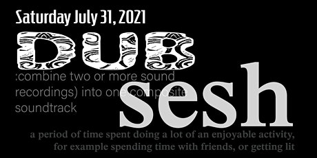 DUB Sesh ft. Black Swan, Aric Wild, Bonedust, t.b.a. tickets