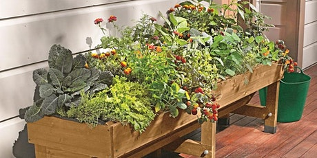 Small Space & Vertical Vegetable Gardening tickets