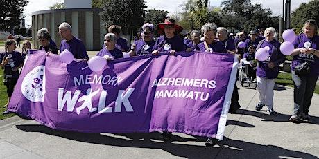 Memory Walk - Palmerston North 2021 tickets