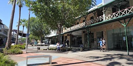 An ADF families event: Darwin city hidden gems discovery walk, Darwin tickets