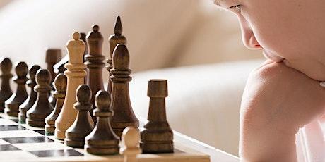 POSTPONED:  Chess For Beginners - Children tickets