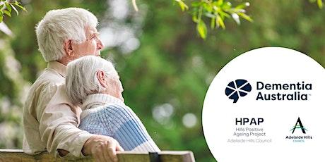 Dementia Australia Community Information Session tickets