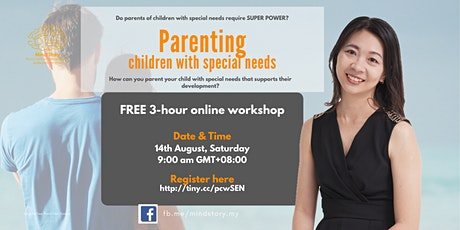 Parenting Children with Special Needs tickets