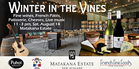 Winter in the Vines tickets
