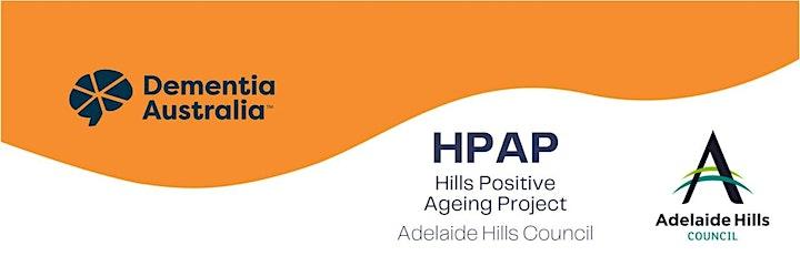 Dementia Australia Community Information Session image