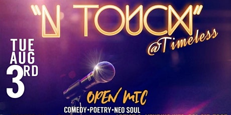 N-TOUCH @Timeless tickets